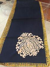 Foulard scarf sciarpa di Carven Paris silk soie seta seda seida 100 %