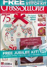 June Cross Stitcher Craft Magazines