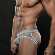 NEW WANG PALE GREEN MESH JOCKSTRAP BRIEFS COOL NICE FIT  ASIAN Size S . Gay Int