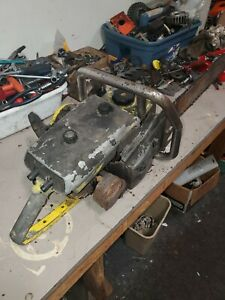 Mcculloch 1 51 chainsaw selling as needing restored
