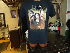 Lady Antebellum black large t-shirt, American country music group from Nashville