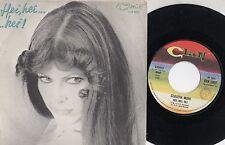 CLAUDIA MORI disco 45 giri STAMPA ITALIANA Hei hei hei 1977 ROBERTO VECCHIONI