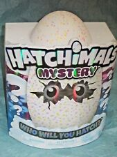 "Hatchimals Mystery ""who will you hatch"" - Hatching Egg with interactive creature"