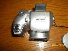 Fujifilm FinePix S Series S3000 3.2MP Digital Camera - Silver W/case And Manual