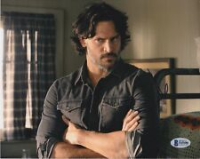 JOE MANGANIELLO SIGNED 8X10 PHOTO TRUE BLOOD BECKETT BAS AUTOGRAPH AUTO COA A