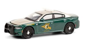 Greenlight 42930-E Hot Pursuit 2018 Charger New Hampshire State Police 1:64