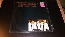 Garzon Y Collazos Y LAS MEJORES CANCIONES DE JOSE A MORALES VOL.II 1976 COLUMBIA