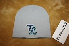 RARE! Tacoma Rainiers team gray skull cap, beanie work skate hat NEW! Mariners