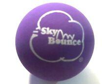 10 SKY BOUNCE PURPLE COLOR - HAND BALLS / RACKET BALL NEW