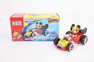 Takara Tomy Disney Motors MRR-01 MICKEY MOUSE Hot Rod Racer Diecast Toy Car