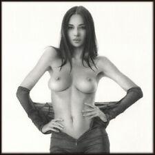 NATASHA ROMANOFF - BLACK WIDOW - NUDE FEMALE - ORIGINAL DRAWING -39,6 x 29,7 cm.