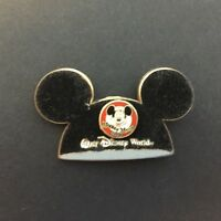 WDW - Mickey Mouse Club Hat Flocked - Disney Pin 15748