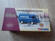 CORGI Collezione Heritage EX 70516 Renault 1000 kg BAROCLEM nuovo in scatola