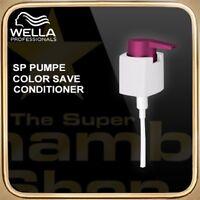 Wella SP Pumpe für Color Save Conditioner 1000 ml