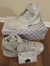 Nike Zoom Kobe 2 II FTB Size 12 Fade To Black Bone 869452 003 New NIB With Pin