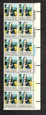 US 1979 Christmas Madonna and Child 15c Stamp Plate Block Scott #1799 MNH