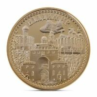 Russia Red Square Commemorative Coin Collection Gift Souvenir Art Metal Antique