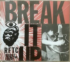 ROCKET FROM THE CRYPT - Break It Up - Cd (1998)