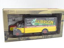 Ixo Carrera Camiones de antaño 1/43 - Berliet RL Transportes Calberson