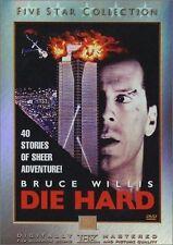 Die Hard (DVD, 2002) 5 STAR COLLECTION BRAND NEW