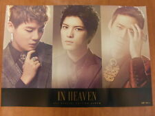 JYJ - In Heaven Special [OFFICIAL] POSTER *NEW* K-POP