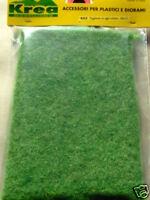 Manto erboso  in fili d'erba per plastico o diorama mm3 cm.30x15 - Krea 422