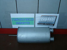 MARMITTA TUBO SCARICO CENTRALE CITROEN BX + BREAK 1.6 1.8 1.9 GTI BENZ 1.9 D TRD