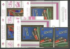 UPU, Space, Eisenbahn, Flugzeug - Kambodscha - 442, Bl.125-126 A/B ** MNH