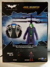 "World Tech Toys Joker DC Comic Helicopter ""BRAND NEW"""