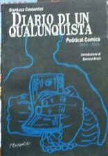 DIARIO DI UN QUALUNQUISTA - Gianluca Costantini - Fernandel edizioni