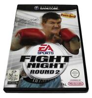 EA Sports Fight Night Round 2 Nintendo Gamecube PAL *Complete*