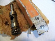 HARLEY XR750 1/4 speed oil pump tower gear # 26331-74R OEM NOS Free USA Shipping