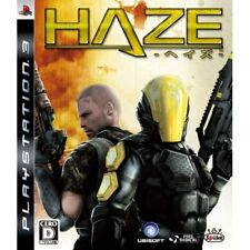 Used PS3 HAZE Japan Import