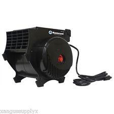 Mastercool Blower 1200 CFM Adjustable Portable Garage Shop Fan With Outlets