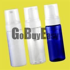 150ml Clear Blue White Empty Bottles Dispensers Foam Pump New