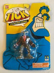 The Tick Dean Collectible Figure 1994 Bandai Vintage MOC MOSC