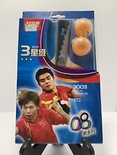 DHS Table Tennis Racket 3003, Ping Pong Paddle