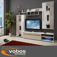 Modern Living Room Furniture Set Display Stand TV Unit Cabinet Cupboard Shelf