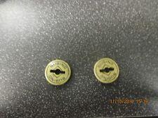 Vintage  Sugino crank dust caps USED