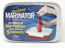 """Jaccard Instant Marinater 2.5L 6"""" x 9"""" Red"""