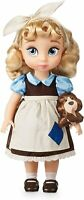 Disney Cinderella Animator Collection Doll 39cm Tall & Bruno Soft Toy