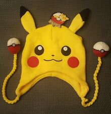 Loot Crate Exclusive September 2015 Pokemon Pikachu Yellow Hat New with Tags
