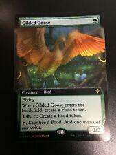 Gilded Goose Borderless Foil - Throne of Eldraine (Magic/mtg) Extended