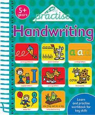 4 IN 1 SPIRALS: HANDWRITING 5+ (Practise) by Nina Filipek | Spiral-bound Book |