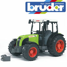 Bruder Claas Nectis 267 F Tractor Kids Farming Toy Farm Model Scale 1:16