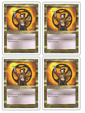 MTG x4 Kei Takahashi Playset Chronicles Legends Magic the Gathering NM/M Pauper