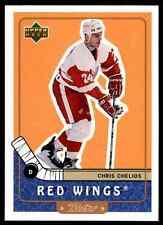 1999-00 Upper Deck Retro Chris Chelios #30