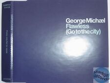GEORGE MICHAEL flawless CD PROMO wham
