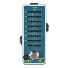 ENO EX EQ7 Guitar Equalizer Effect Pedal 7-Band EQ True Bypass+Free Ship I7J5