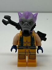 Lego Star Wars Zeb Orrelios Minifigure Made With All Lego Pieces